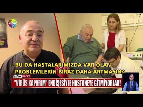 Op.Dr. Mahmut Akyıldız – Kalp Hastaları Dikkat! – Show Tv